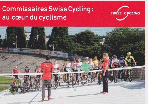 Commissaire Swiss Cycling